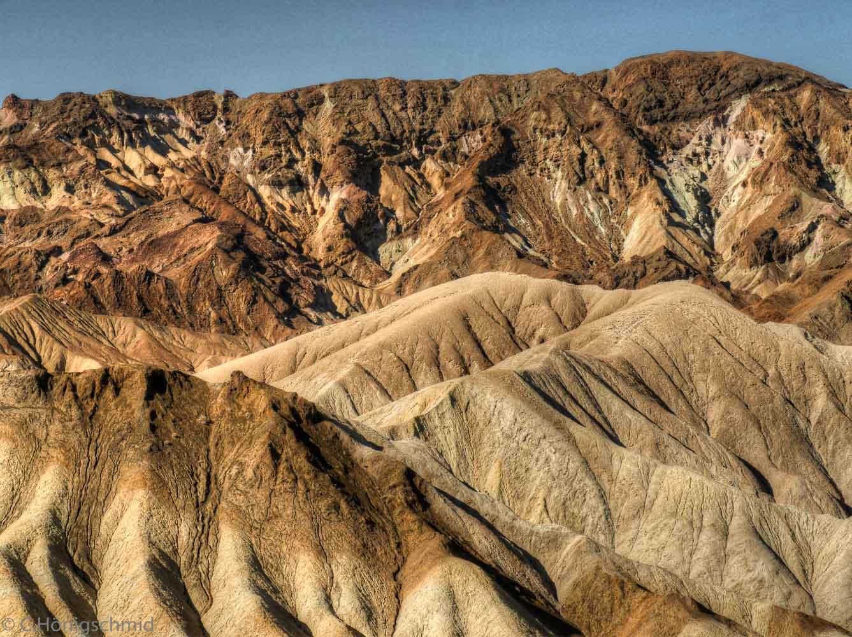 Zabriskie Point, Death-Valley-Nationalpark, Nevada